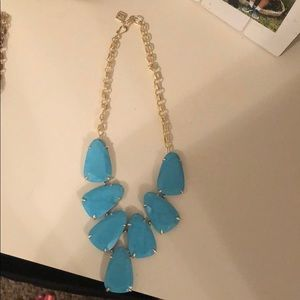 Turquoise Harlow necklace